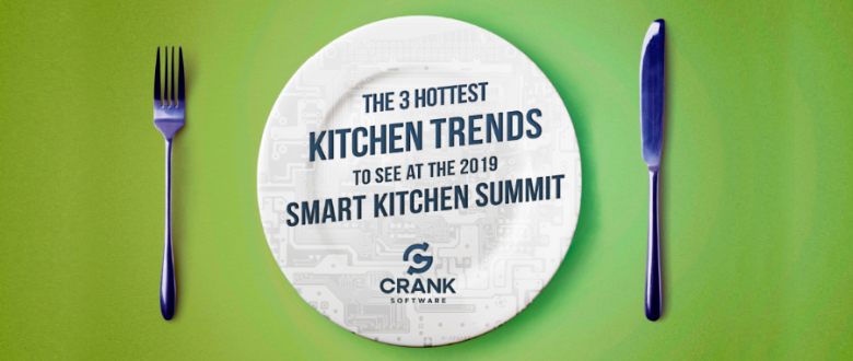 hottest smart kitchen trends blog banner
