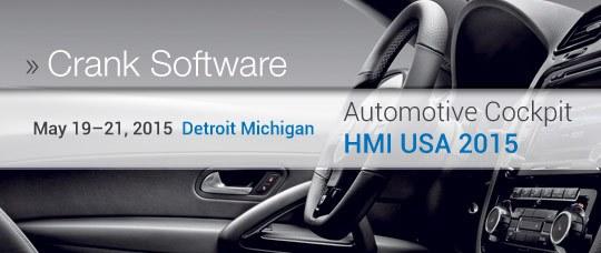 Crank Software at HMI USA 2015