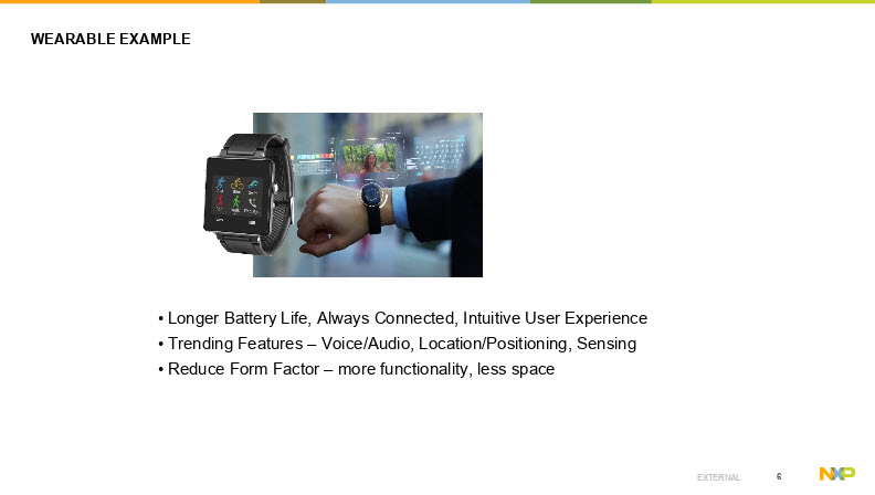Future of wearable embedded devices - NXP & Crank Software webinar