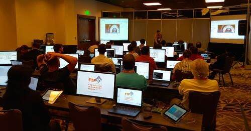 Hands-on Lab at FTF 2015 by Crank Software