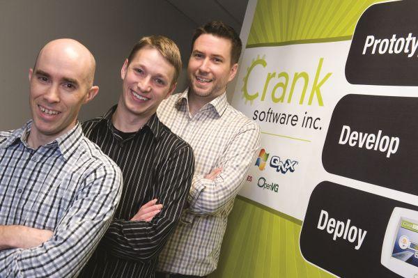 Crank Software Inc.