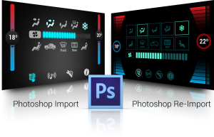 Photoshop reimport