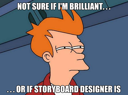Storyboard Designer is Brilliant
