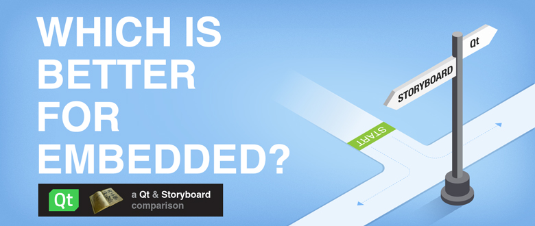 Storyboard & Qt comparison