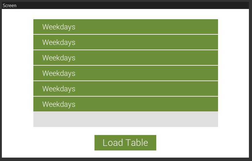 starting-the-table-variable-project