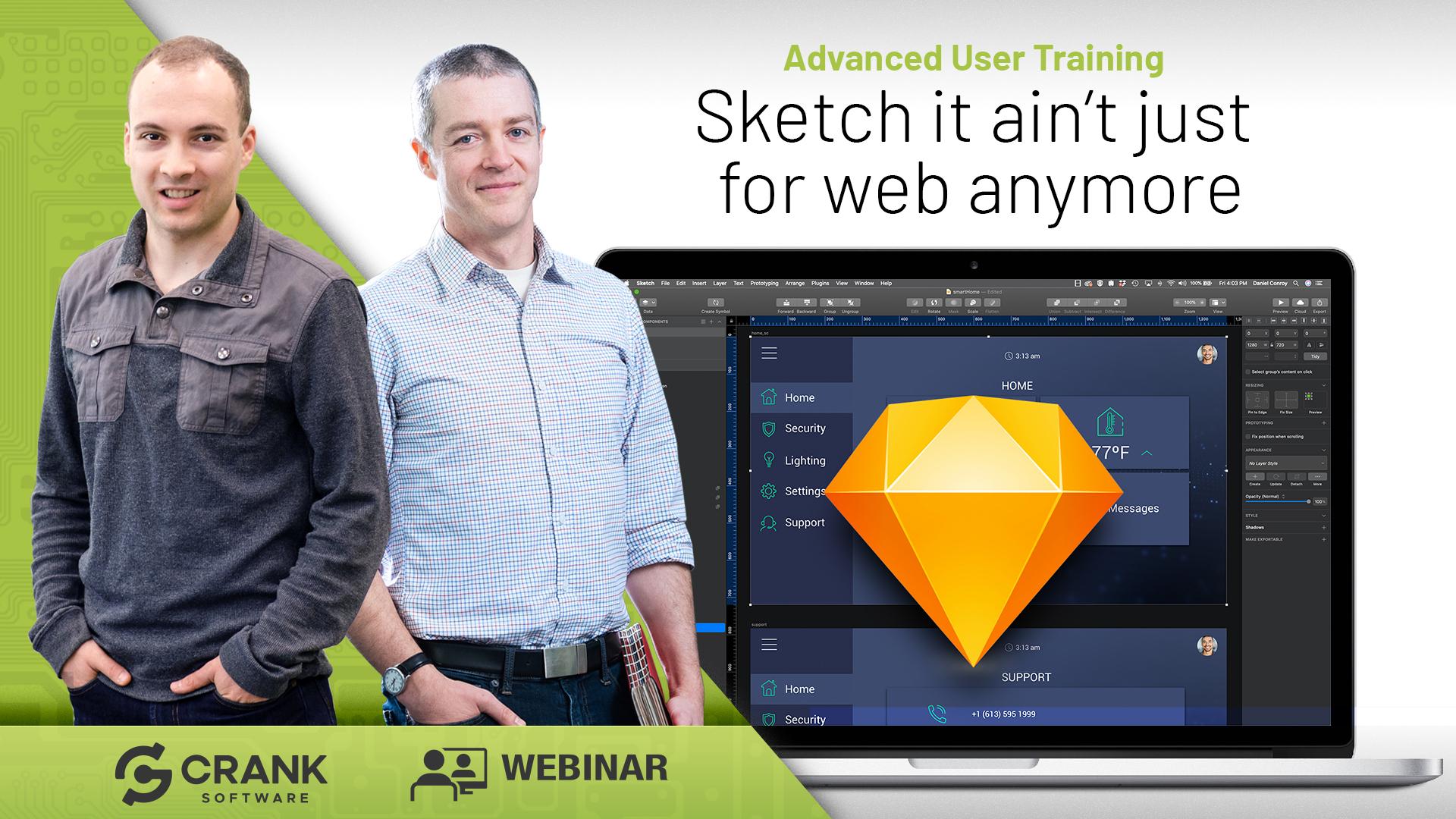 Evan and Dan webinar image