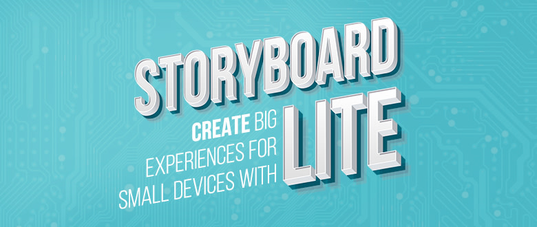 Hear more about Storyboard Lite from Thomas Fletcher at Embedded World 2019 (video).