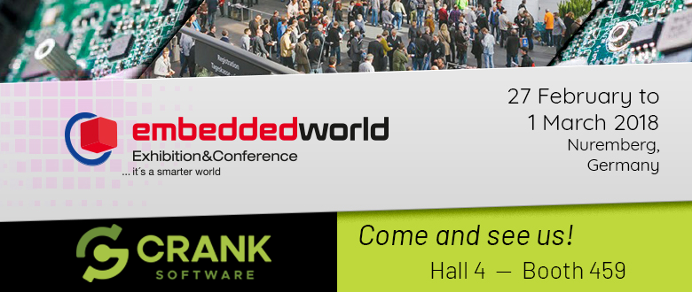 cr_EmbeddedWorld2018 update