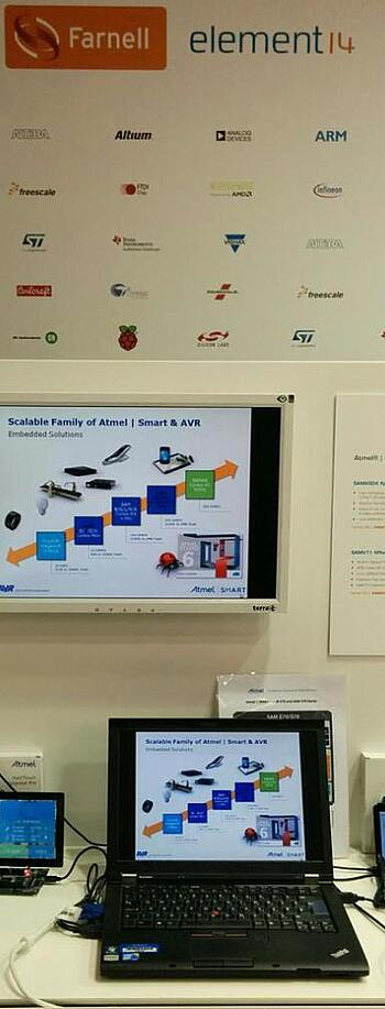 Farnell, Freescale, Crank Software