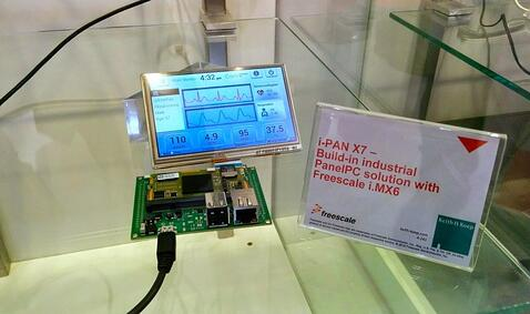 Freescale, Crank Software