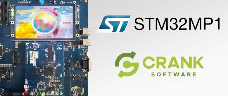 Embedded GUI design and development software - Crank Software | Design