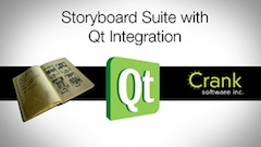 Storyboard and Qt integration